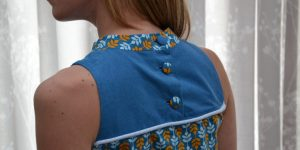 A yoke top – but not in time for Easter!