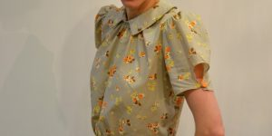 1930's Great British Sewing Bee Vintage blouse