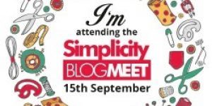 The Simplicity Blog meet up with star guest May Martin