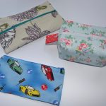 Online sewing class - Learn to sew a zipped pouch