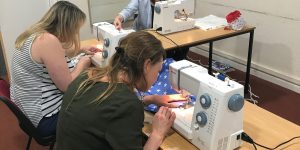 Upcoming All About The Sew workshops