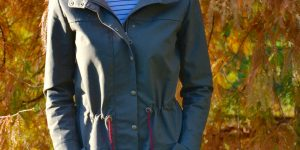 Sewing my first coat – the Closet Case patterns Kelly Anorak